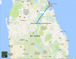 tour sri lanka (maps 7)